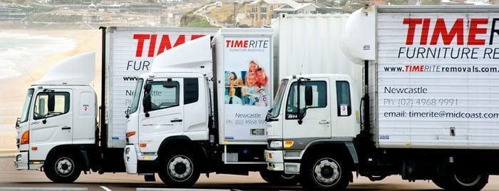 Timerite Removals & Storage Newcastle