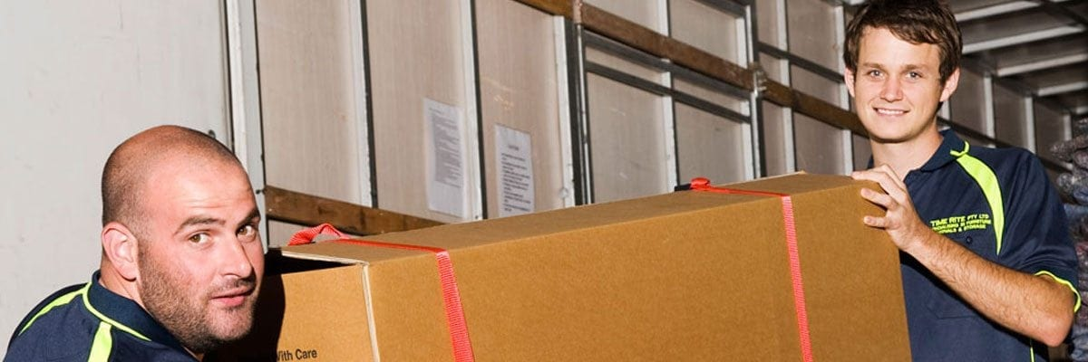 TimeRite Accredited Removalists
