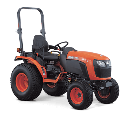 B Series Compact Tractor from Kentan Machinery