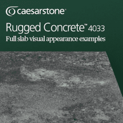 Caesarstone Rugged Concrete Guide