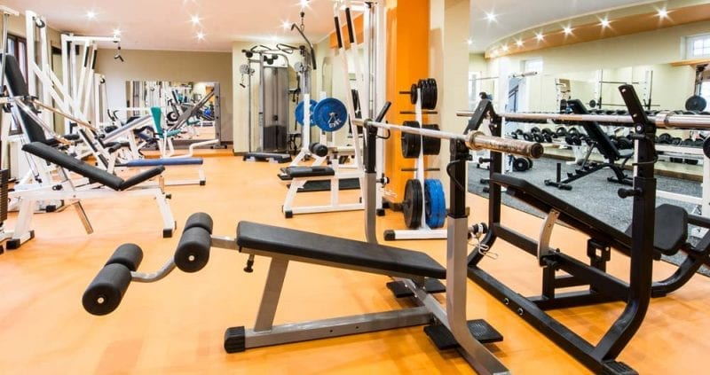 Gym~When can l exercise?