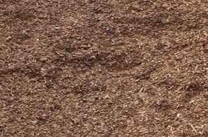 Wood Chips Supplied by Saddingtons Building Supplies