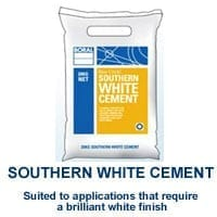 Southern White Cement