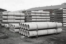 Stormwater Pipes supplied by Saddingtons