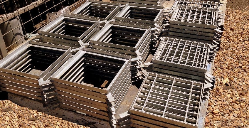 Grates & Frames Supplied by Saddingtons in Port Stephens & Newcastle NSW