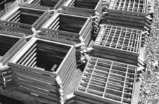Square Grates Supplied Saddingtons Building Supplies in Hunter Valley