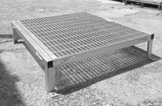 Surcharge Grates Supplied by Saddingtons Building Supplies in Hunter Valley