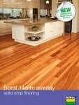 Timber 14mm Overlay Solid Strip Flooring Small