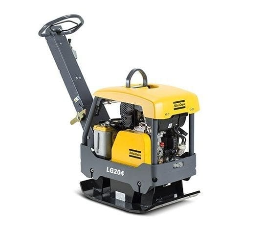 Plate Compactor & Rammer Hire
