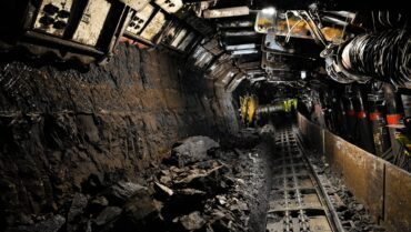 Fire detection for underground mining