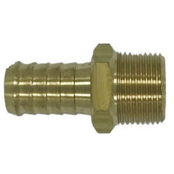 Brass Fire Hose Nozzle Adapter