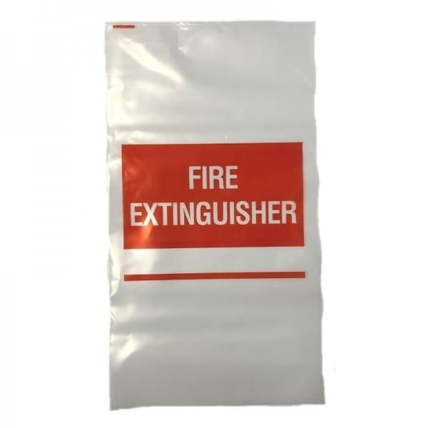 fire extinguisher bag cover