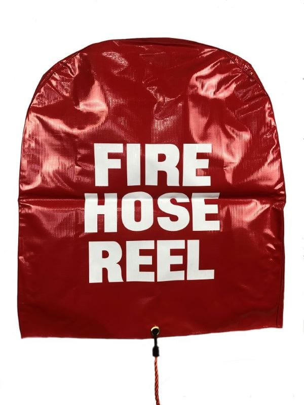 fire hose reel cover uv stabilised