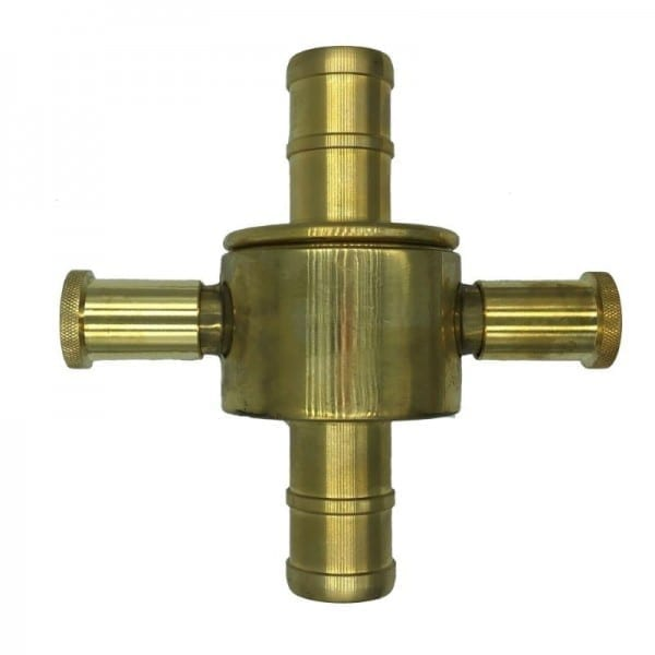 65mm BIC brass coupling set with 45mm tail