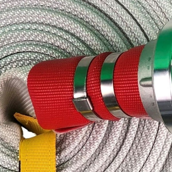 fire hose band it clamping