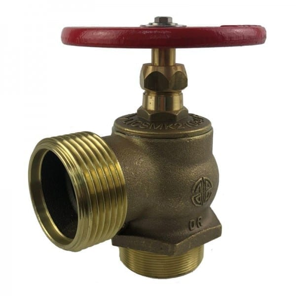 65mm nsw fbt fire hydrant landing valve
