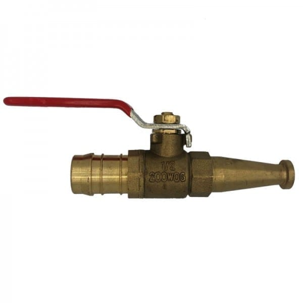 fire hose reel nozzle brass