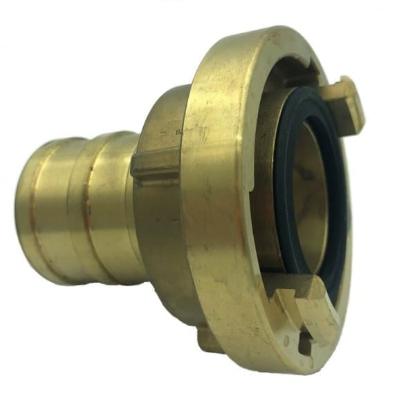 52mm storz forged brass fire hose coupling