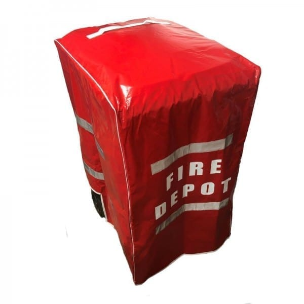 mines fire depot box cover