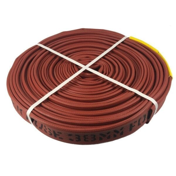 extruded rubber fire hose type h class 3