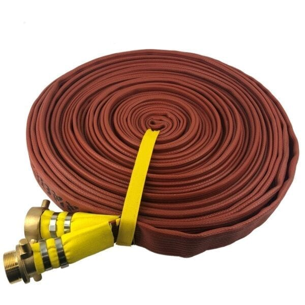 class h extruded rubber fire hose