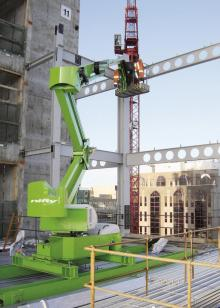Niftylift Elevated Work Platforms Static Base