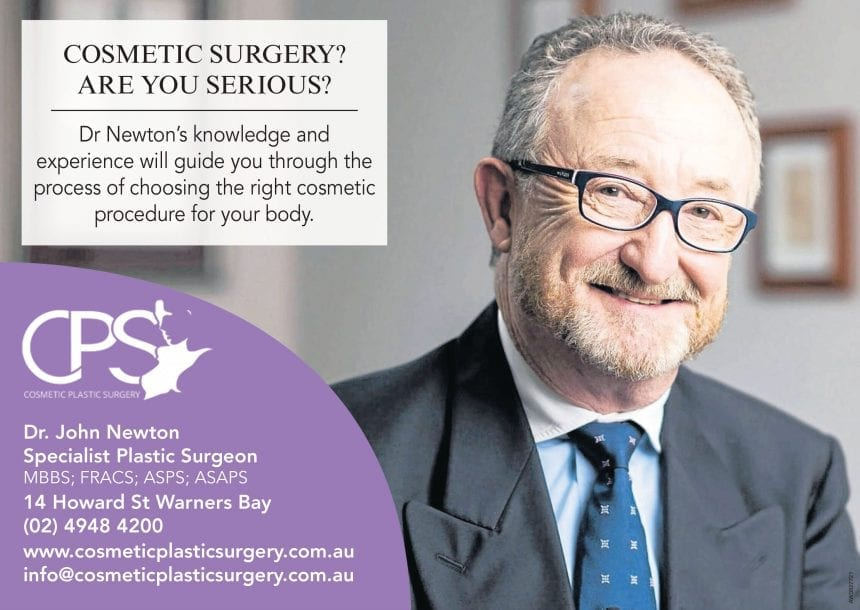 Cosmetic Surgery? Are you Serious?