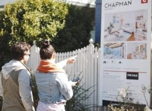 Inspecting a Chapman Property house