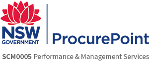 NSW Government ProcurePoint SCM0005 Performance & Management Services