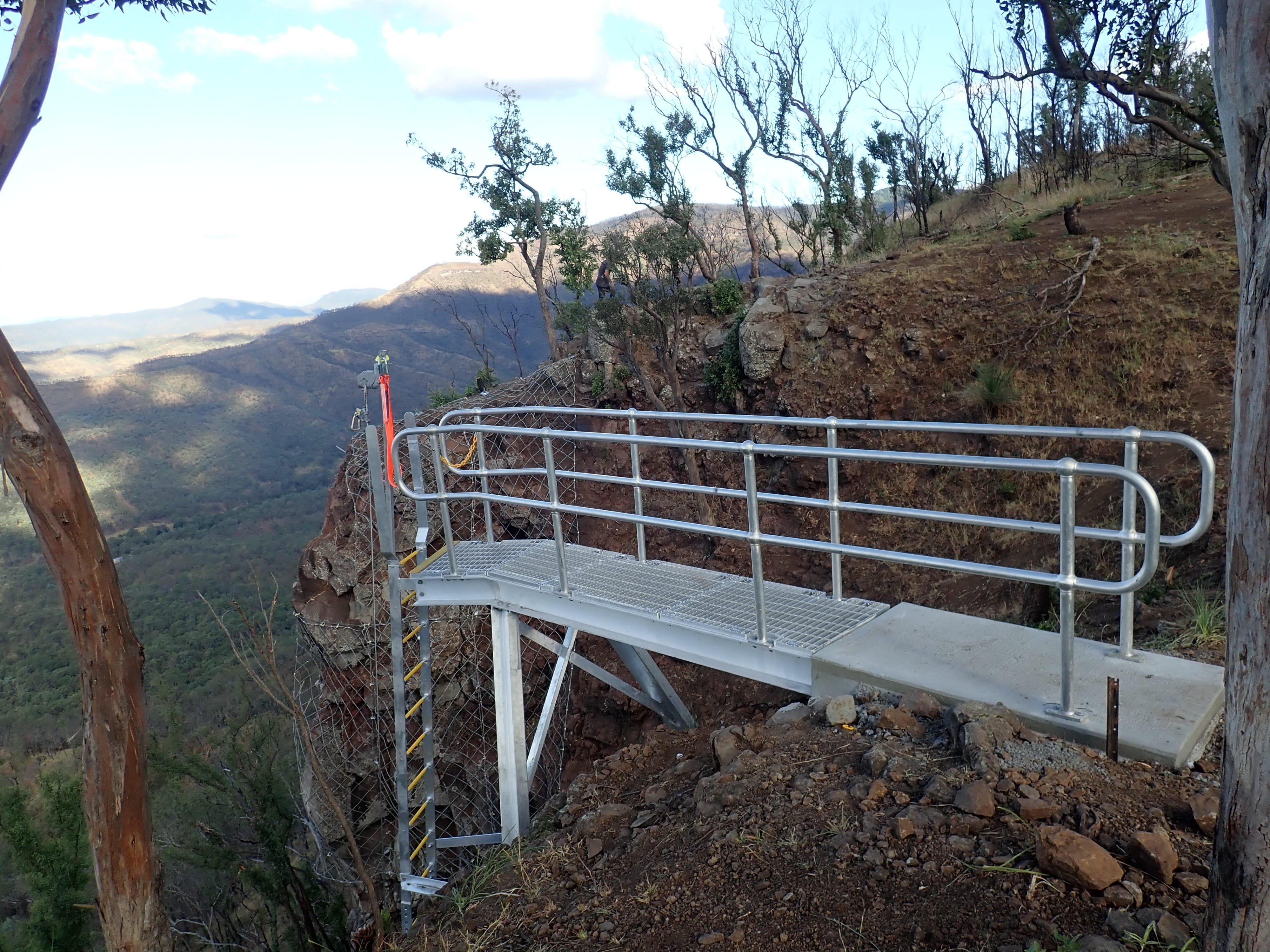 Specialist Walking Track Construction