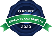 Approved Contractor - conserve