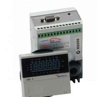 Ethernet/Modbus TCP Digital Motor Protection Relay