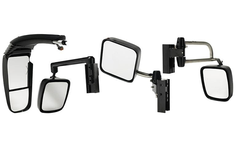 RV and Speciality Vehicle Mirrors