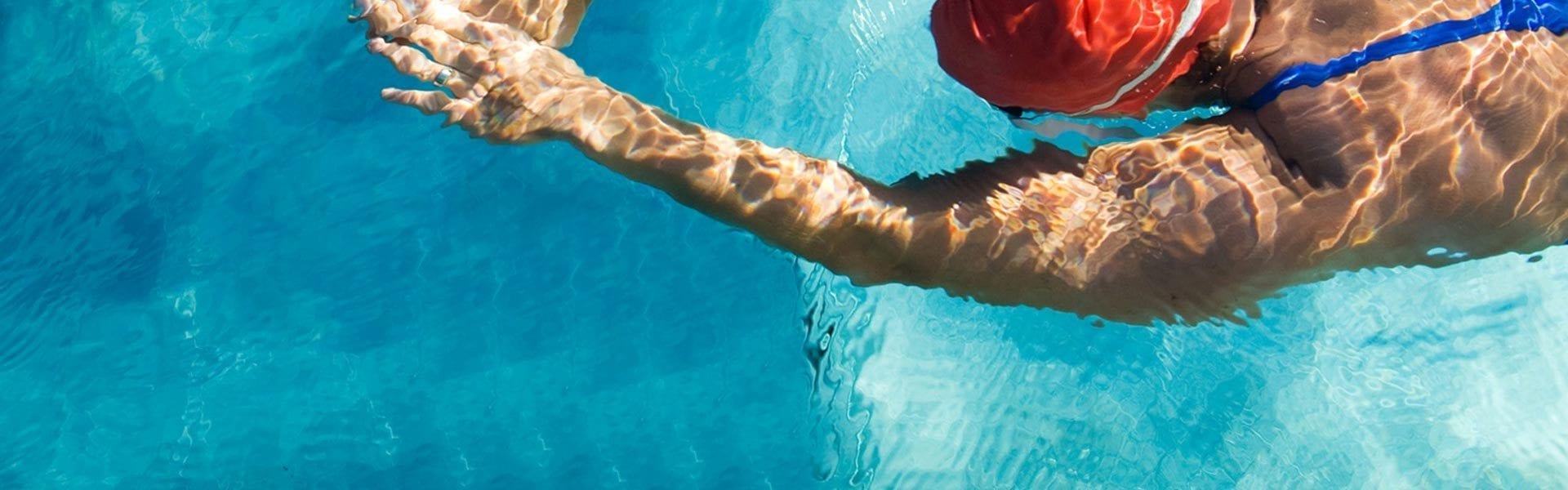 We provide services to athletes in swimming sports, from Olympians to the casual swimmer