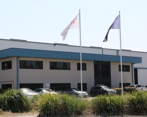 Delnorth manufacturing operations Thornton, NSW