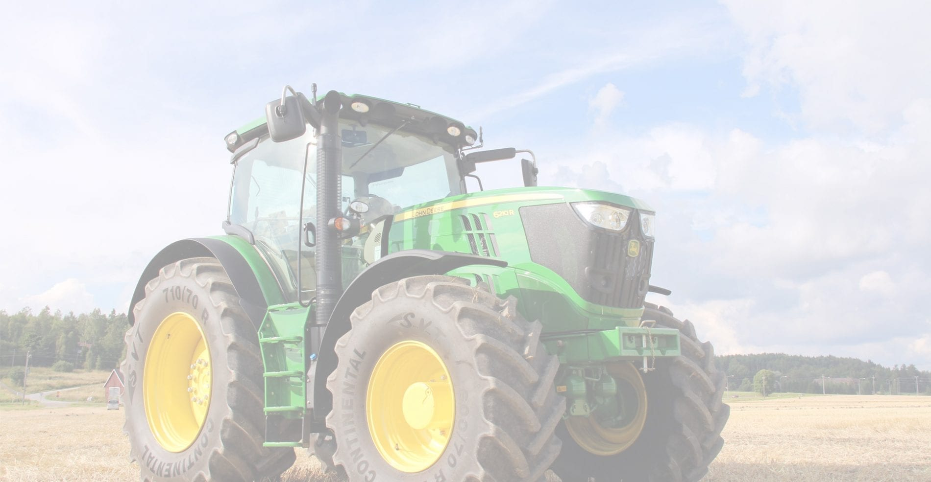 Newcastle Commercial Finance Slider Tractor