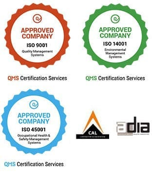 Our Accreditations