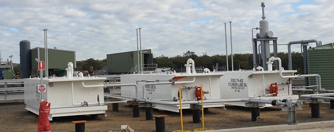 Double Wall Oil Storage Tank Solutions
