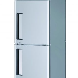 Turbo Air | Fridge & Freezer | KRF25-2: 2 Door