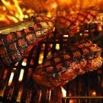 BBQ CATERING COOKING MEAT