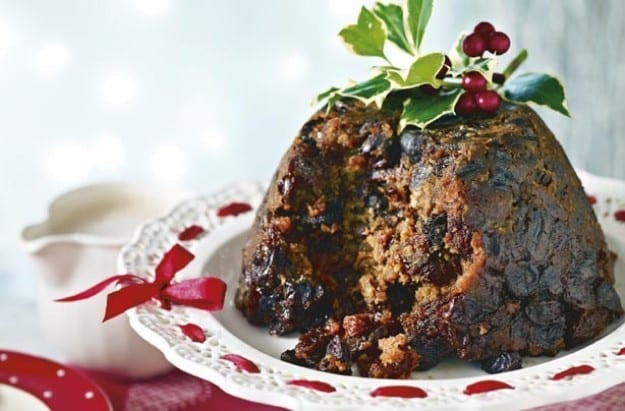 xmas pudding desserts Caterforce