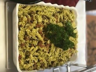 Pesto Pasta Salad Caterforce