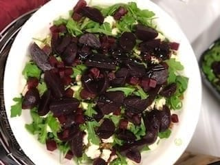 Beetroot Rocket Fetta Caterforce Summer salads