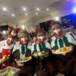 puddings Xmas catering