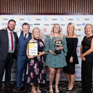 Novaskill leads the way at local safety awards