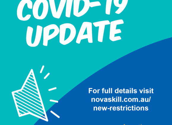 New Restrictions are now in place across all Novaskill branches