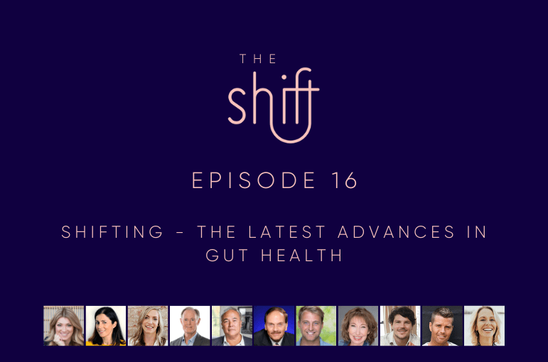 16. Shifting – the latest advances in gut health