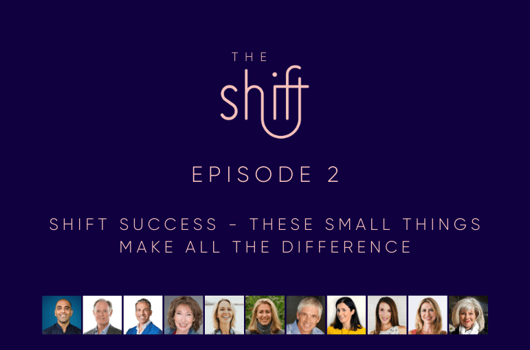 02. Shift success – these small things make all the difference