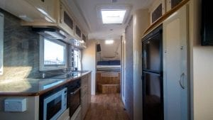 Travelhome Sportz Interior Fifth Wheel