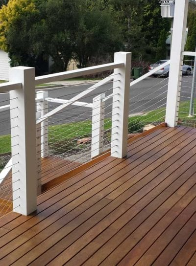 Elegant Decking In Belmont